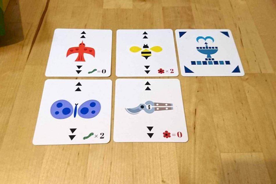 green finger(グリーンフィンガー)の特殊カード