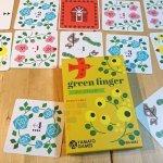園芸テーマのボードゲーム「green finger」の紹介・レビュー
