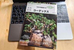 趣味の園芸 12か月栽培ナビNEO「コーデックス」