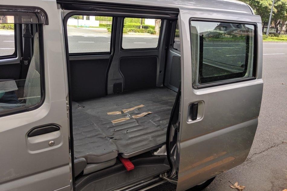 日産NV100クリッパー、軽箱バンをニコニコレンタカーで借りた