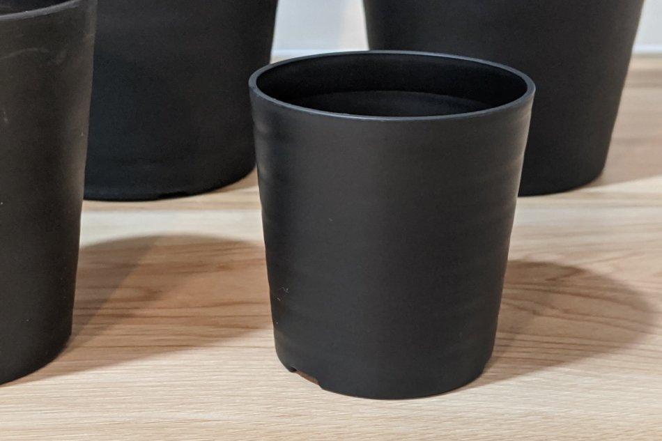 セラアート(長鉢)2.5寸の下部