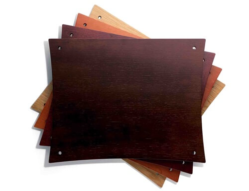 Qudraspireの棚板の種類