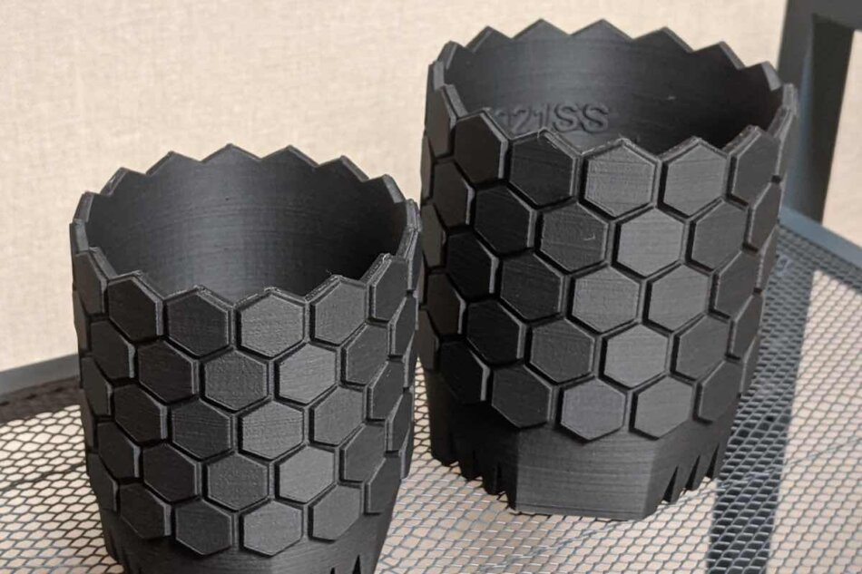 SSN prototype鉢 2021SS #04(左75mm、右90mm)