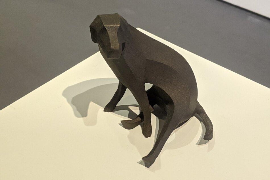 犬 Weekly Sculpture 1